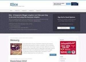 url 10 Premium Looking Free Blogger Templates Of 2014